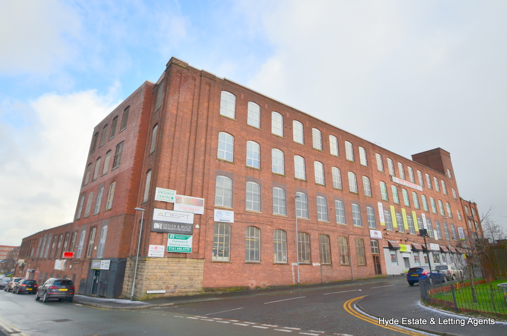 Images for Unit A Osborne Mill, Waddington Street, Oldham, OL9 6QH EAID: BID:hyde