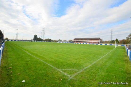 Flixton Football Club, Valley Road, Urmston, Manchester, M41 8RQ - EAID:, BID:hyde