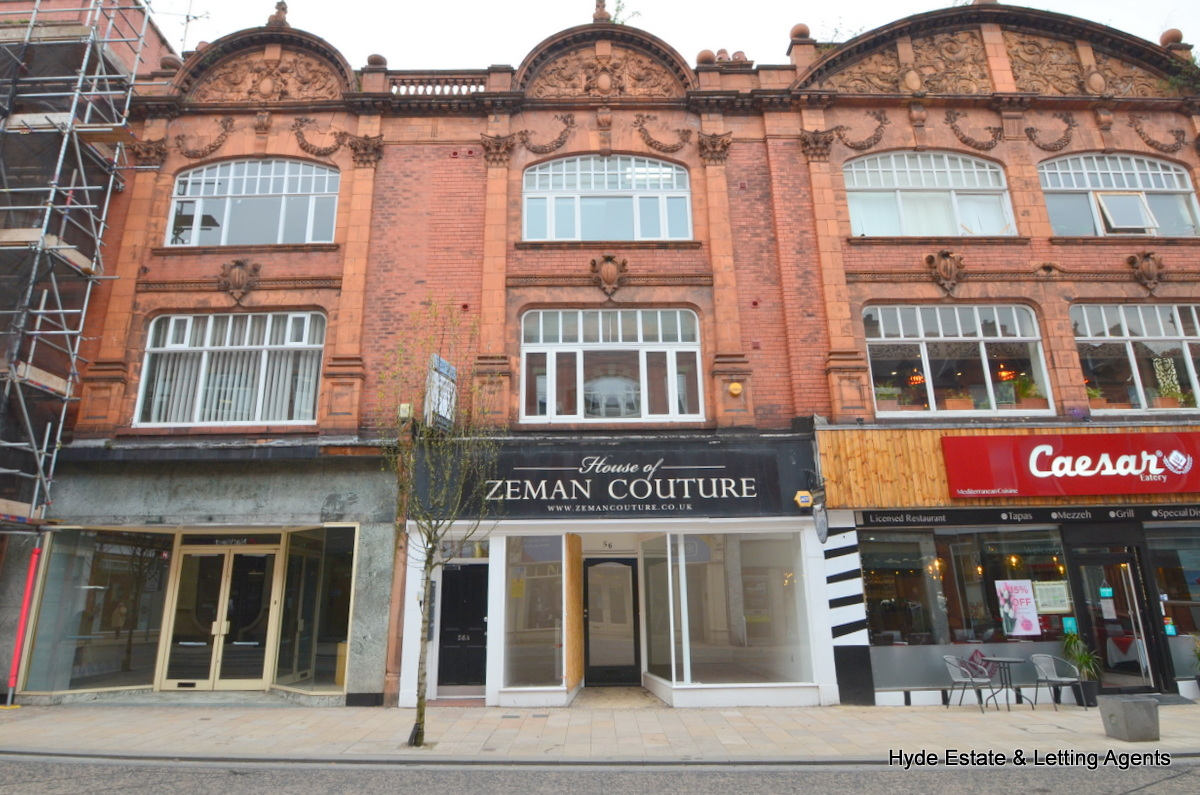 Images for 56A Stamford New Road, Altrincham, Cheshire, WA14 1EE EAID: BID:hyde